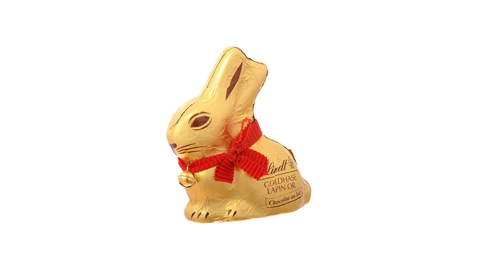 Lapin Or de Lindt