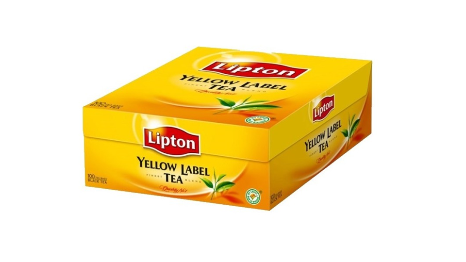 Yellow Label Tea de Lipton
