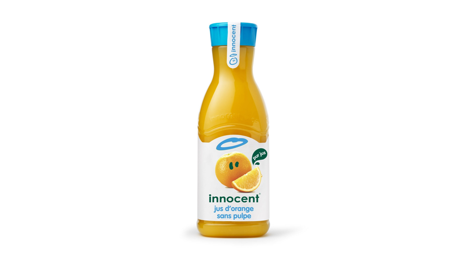 Jus d'orange d'Innocent